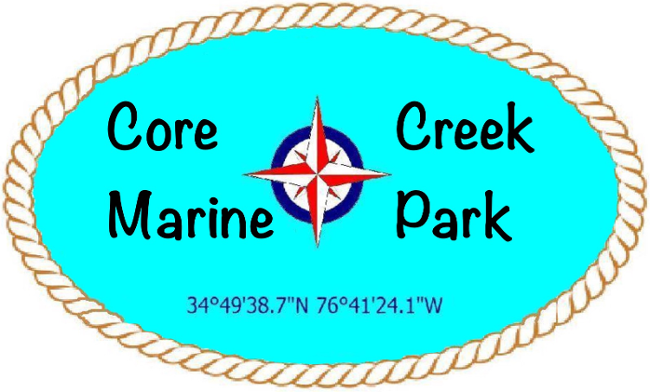 Core Creek Marine Park, Logo